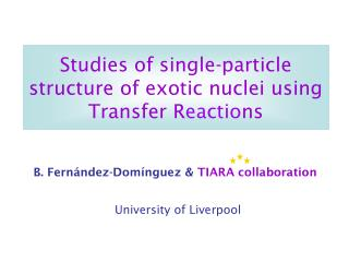 Studies of single-particle structure of exotic nuclei using Transfer R eactio ns