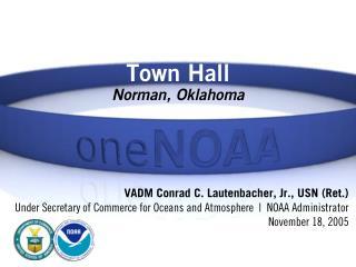Town Hall Norman, Oklahoma