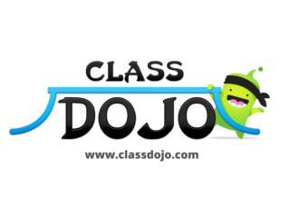 Class DOJO Video