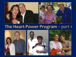 The Heart-Power  Program  – part 1
