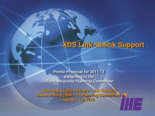 XDS Link-Unlink Support