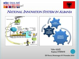 National Innovation System in Albania