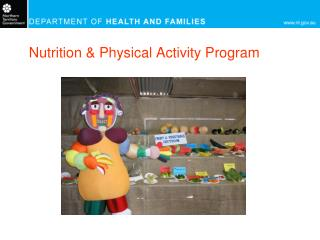 Nutrition & Physical Activity Program