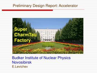 Super CharmTau Factory