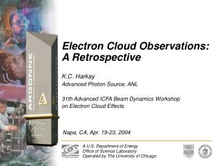 Electron Cloud Observations: A Retrospective