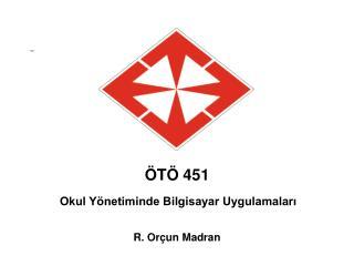 ÖTÖ 451