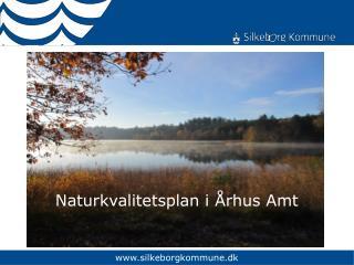 Naturkvalitetsplan i Århus Amt