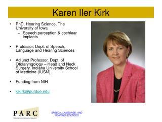Karen Iler Kirk