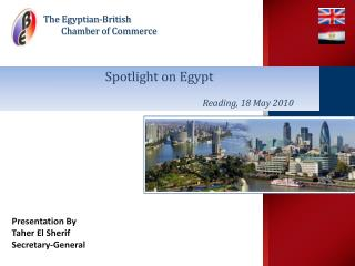 The Egyptian-British  	Chamber of Commerce