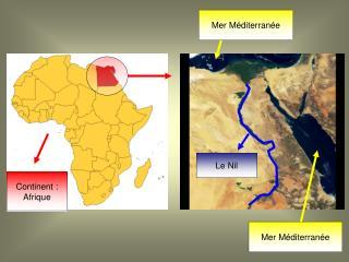 Continent : Afrique