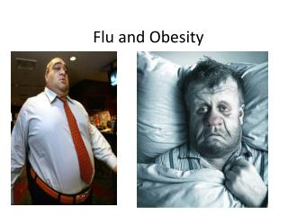 Flu and Obesity