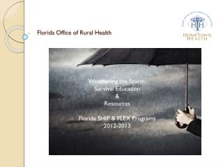 Florida Office of Rural Health