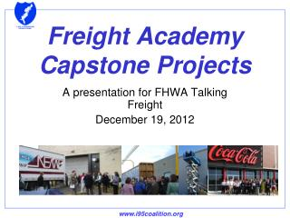 Freight Academy Capstone Projects