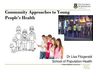 Community Approaches to Young People's Health