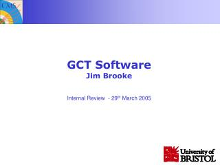 GCT Software Jim Brooke