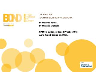 ACE-Value Commissioning Framework