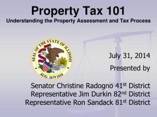 Property Tax 101 Understanding the Property Assessment and Tax Process