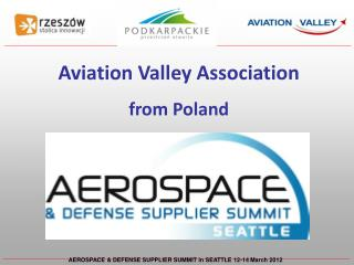 Aviation Valley Association from Poland