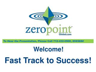 Fast Track to Success!