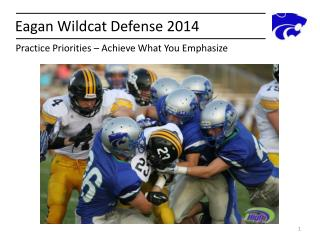 Eagan Wildcat Defense 2014