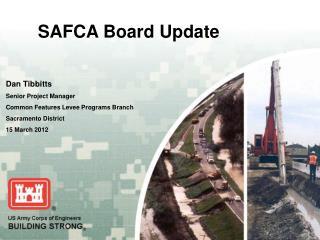 SAFCA Board Update