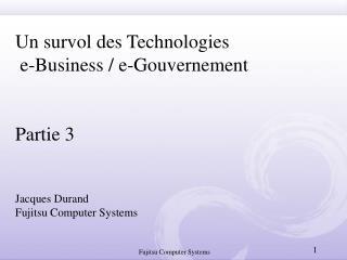 3. Transactions e-Business et Processus Business  -  BPM - WS-BPEL - ebXML ebBP