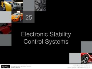 Electronic Stability Control Systems