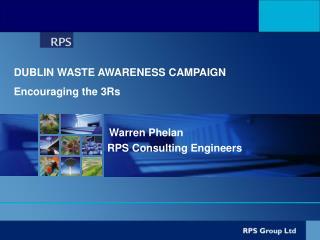 Warren Phelan RPS Consulting Engineers