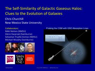 The Self-Similarity of Galactic Gaseous Halos: Clues to the Evolution of Galaxies