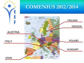 COMENIUS 2012/2014