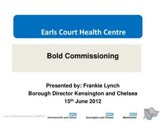 Earls Court Health Centre