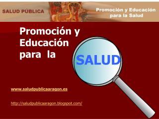 Promoción y Educación para  la