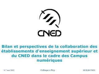 Les campus numériques : des projets au service d'une politique