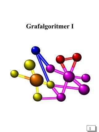 Grafalgoritmer I