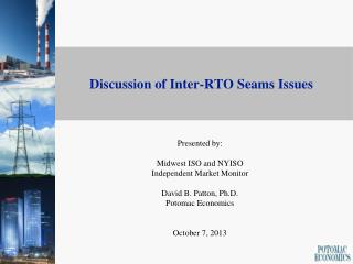 Discussion of Inter-RTO Seams Issues