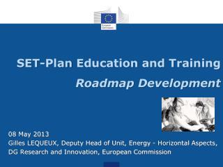 SET-Plan  Education and Training  Roadmap Development