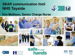 SBAR communication tool NHS Tayside