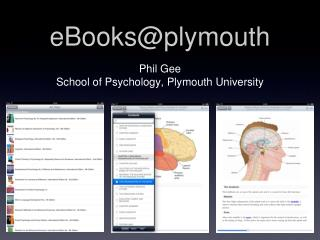 eBooks@plymouth