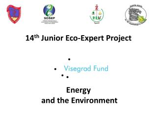 14 th  Junior Eco-Expert Project  Energy  and the Environment