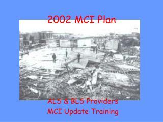 2002 MCI Plan