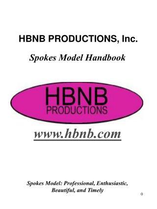 HBNB PRODUCTIONS, Inc.