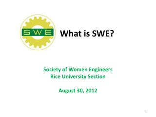 What is SWE?