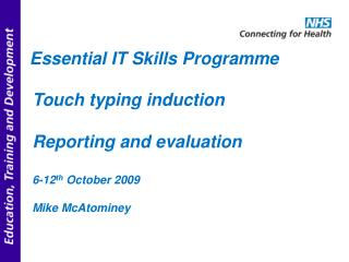 Essential IT Skills Programme