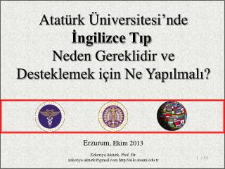 Erzurum , Ekim 2013