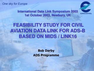 Bob Darby ADS Programme
