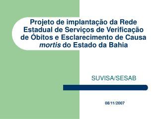 SUVISA/SESAB