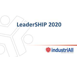 LeaderSHIP  2020