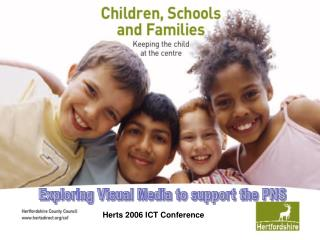 Exploring Visual Media to support the PNS