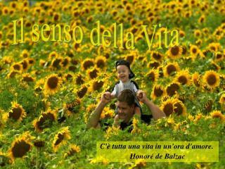 C'è tutta una vita in un'ora d'amore. Honoré de Balzac