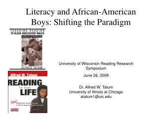 Literacy and African-American Boys: Shifting the Paradigm